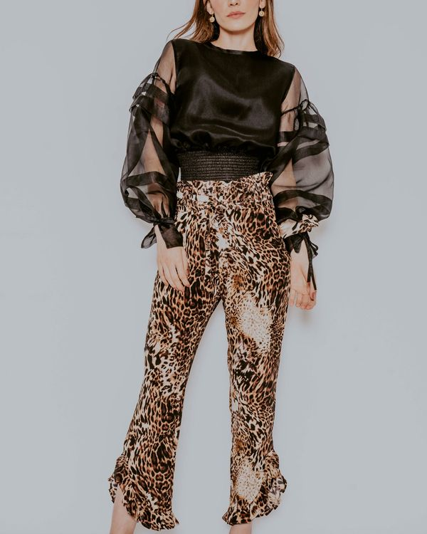 Calca-Elaine-seda-leopardo-jabo