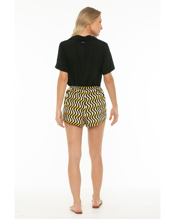 SHORT-CLAY-SWELL-AMARELO