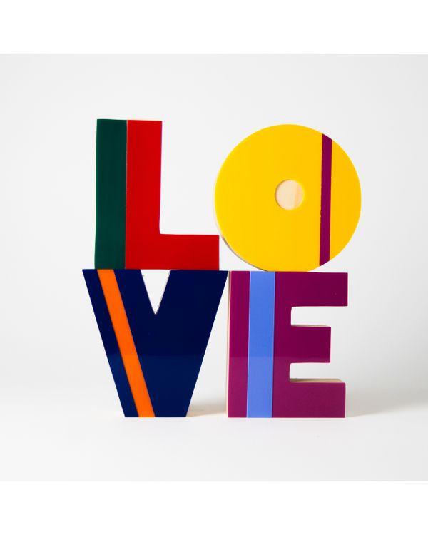 LOVE-MULTI-COLOR