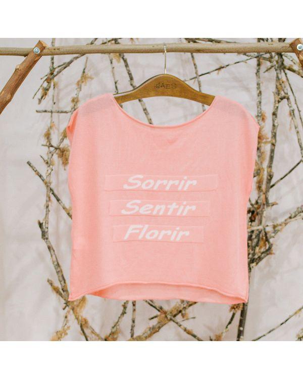 T-SHIRT-SORRIR-SENTIR-FLORIR-AURORA